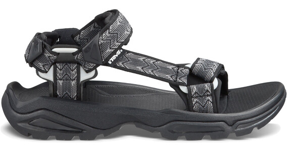 Teva M's Terra FI 4 Shoes Cross Terra Black